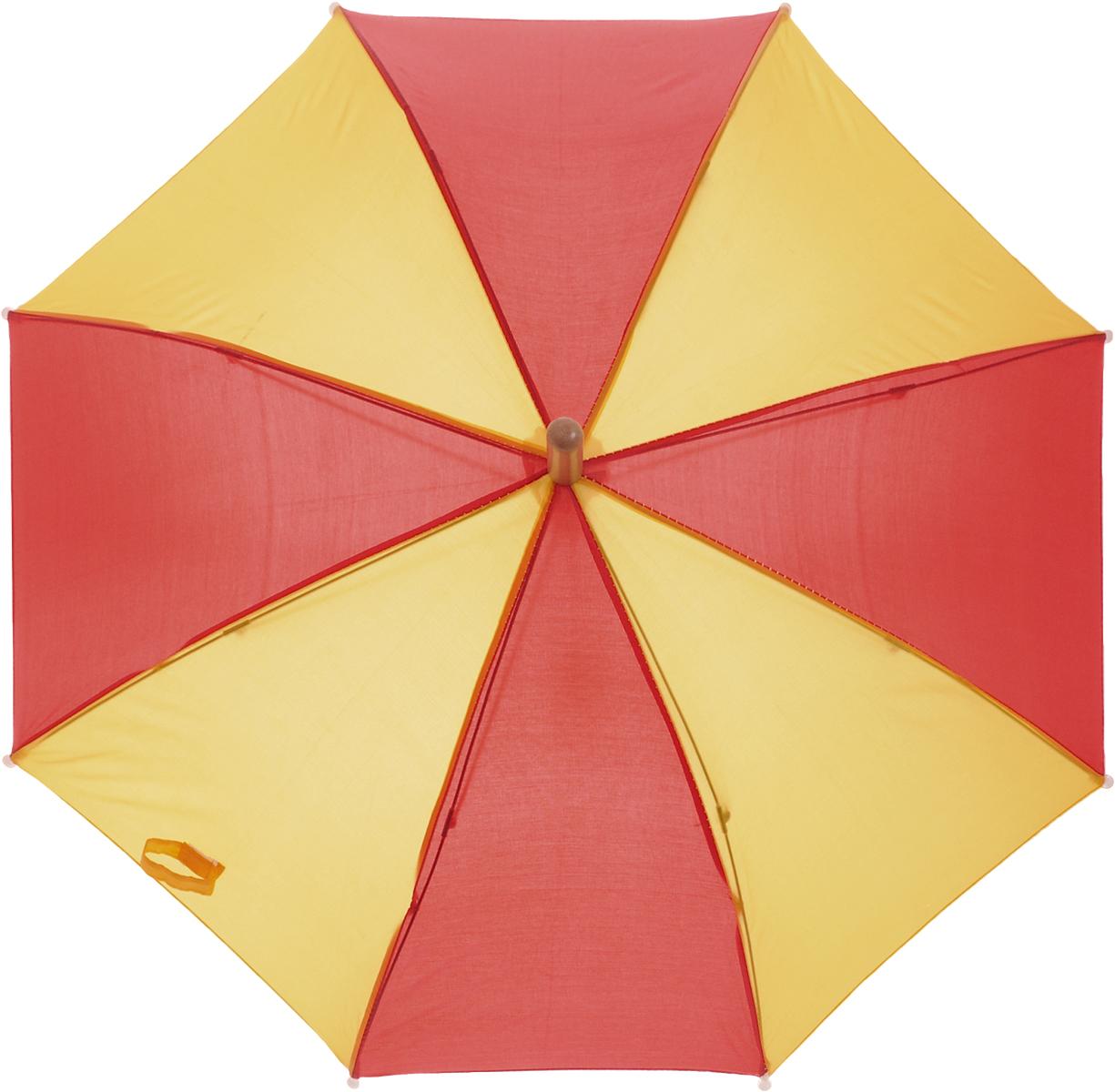 Classic World Зонт Пчелка2368Современный зонт Classic World Пчелка защитит от солнечных лучей и осадков вашего ребенка. Зонт оснащен жесткими спицами, которые препятствуют его деформации под действием ветра. Благодаря оригинальному и яркому дизайну ваш малыш всегда будет выглядеть стильно, а удобная рукоятка выполненная в виде веселой пчелки не даст его потерять. Рекомендуется детям от трех лет.