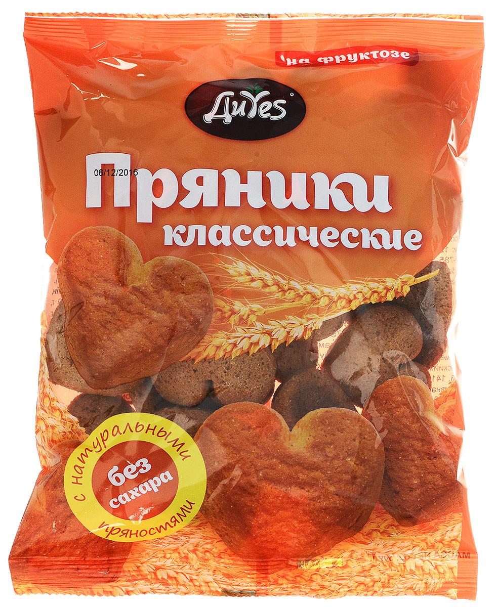 ДиYes Пряники заварные Классические на фруктозе, 300 г