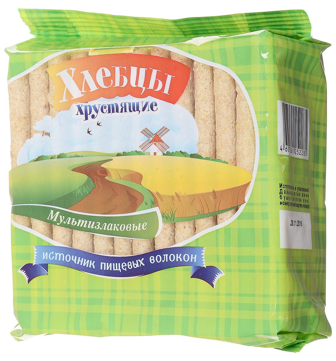 Диадар Хлебцы Мультизлаковые, 100 г
