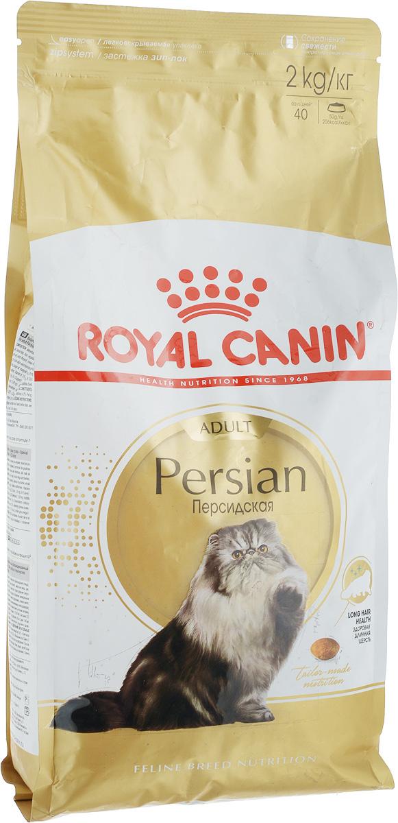 Корм сухой Royal Canin Persian Adult для взрослых персидских кошек, 2 кг4627109383214_новый дизайнКорм сухой Royal Canin Persian Adult разработан специально для взрослых кошек персидской породы старше 12 месяцев. Длинная, густая шерсть с густым подшерстком является отличительной чертой персидских кошек. Эксклюзивный комплекс нутриентов укрепляет барьерные функции кожи и способствует поддержанию здоровой кожи и красивой шерсти. Формула обогащена жирными кислотами Омега-3 и Омега-6. Значительная длина и плотность шерсти персидских кошек приводит к заглатыванию большого количества шерсти. Особая смесь различных типов клетчатки (в том числе богатого камедями подорожника) помогает естественной стимуляции кишечного транзита, выводу проглоченной шерсти и предотвращает формирование волосяных комков. Высокоусвояемые белки способствуют здоровому пищеварению, а пребиотики помогают поддерживать баланс кишечной микрофлоры. Корм подходит стерилизованным кошкам. За счет сбалансированного содержания минералов корм поддерживает нормальную работу мочевыделительной системы. ...