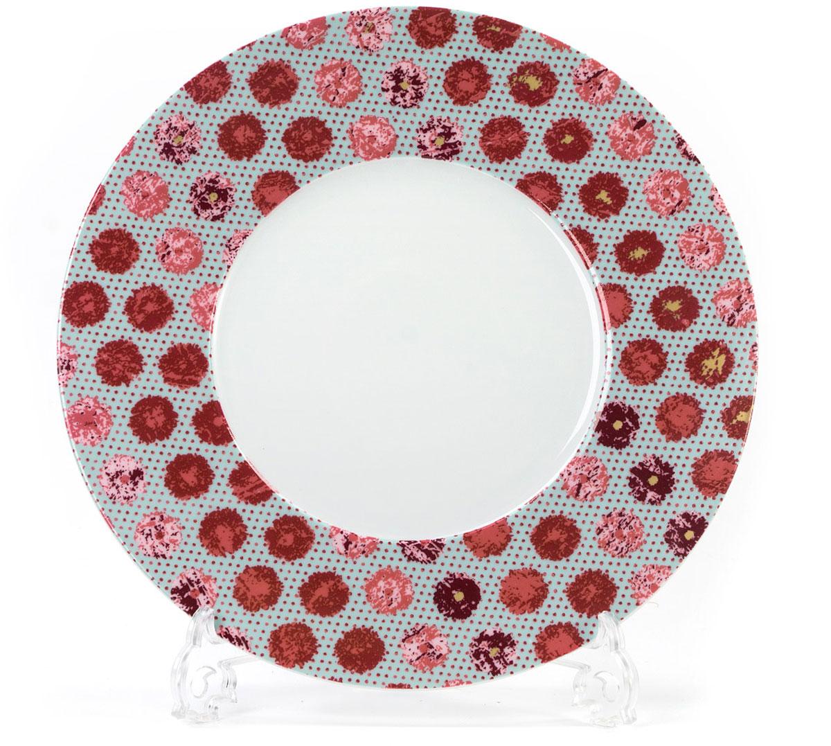 Тарелка La Rose des Sables Малина, диаметр 27 см830127 2255