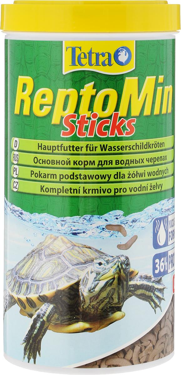 Корм для водных черепах Tetra ReptoMin, палочки, 1 л (220 г)204270Корм Tetra ReptoMin - полноценный сбалансированный питательный корм высшего качества для любых видов водных черепах. Поддерживает здоровье, нормальный рост и придает жизненные силы. Оптимальное соотношение кальция и фосфора для формирования твердого панциря и крепких костей. Запатентованная БиоАктив-формула обеспечивает здоровую иммунную систему. Состав: растительные продукты, рыба и побочные рыбные продукты, экстракты растительного белка, дрожжи, минеральные вещества, моллюски и раки, масла и жиры, водоросли. Аналитические компоненты: сырой белок 39%, сырые масла и жиры 4,5%, сырая клетчатка 2%, влага 9%, кальций 3,3%, фосфор 1,3%. Добавки: витамин А 29550 МЕ/кг, витамин Д3 1845 МЕ/кг, Е5 марганец 134 мг/кг, Е6 цинк 80 мг/кг, Е1 железо 52 мг/кг, Е3 кобальт 0,9 мг/кг, красители, антиоксиданты. Товар сертифицирован.