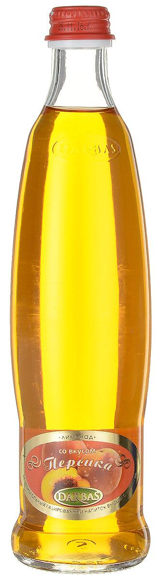 Darbas Персик лимонад, 0,5 л4850007020084Лимонад Darbas Персик - безалкогольный газированный напиток высшего качества. Освежающий и ароматный лимонад утоляет жажду в летние дни, поднимает настроение и дарит легкость. Уважаемые клиенты! Обращаем ваше внимание, что полный перечень состава продукта представлен на дополнительном изображении.