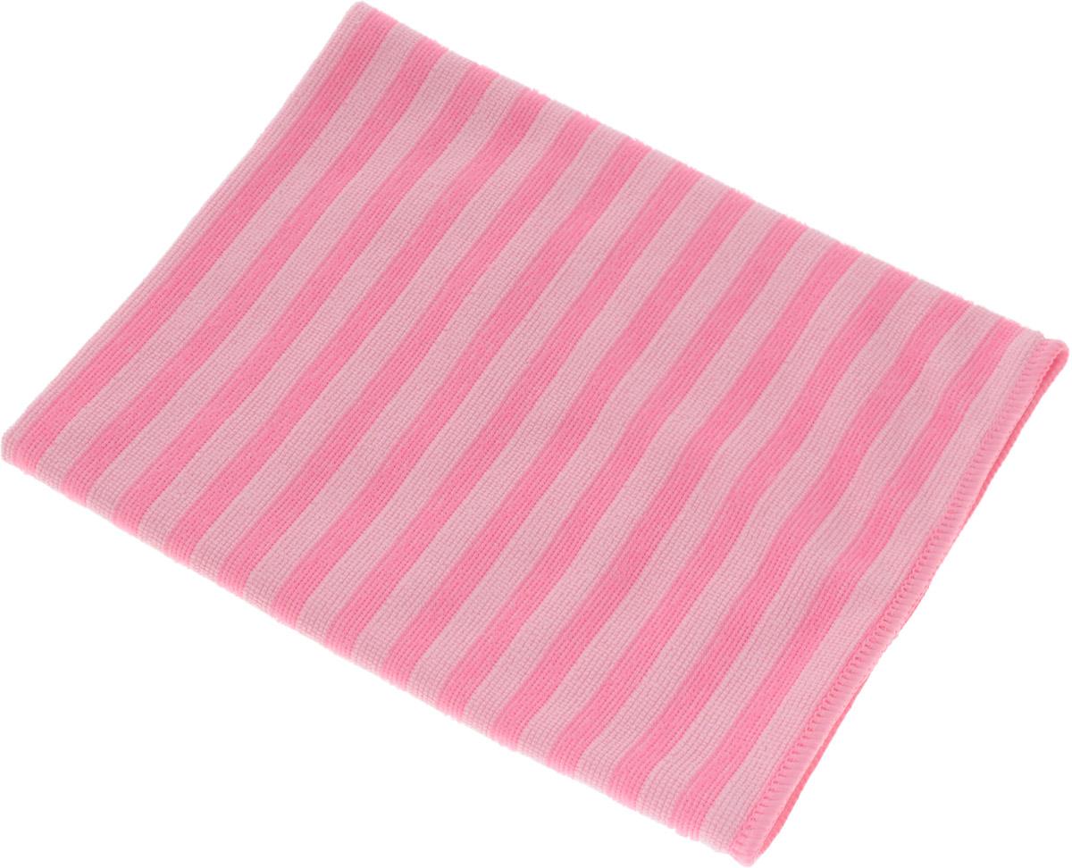 Салфетка для мытья полов Scotch-Brite Ultra, цвет: розовый, 50 х 60 смXF-0045-0446-0_розовыйСалфетка Scotch-Brite Ultra, выполненная из 90% полиэстера и 10% полиамида, предназначена для сухой и влажной уборки. Эффективно удаляет грязь и разводы с кафеля, паркета, линолеума и других поверхностей, в том числе застарелые. Не оставляет разводов и царапин, а уникальный материал позволяет проводить уборку без применения моющих средств. Долговечна, выдерживает до 200 циклов стирки в стиральной машине при температуре 60°С.