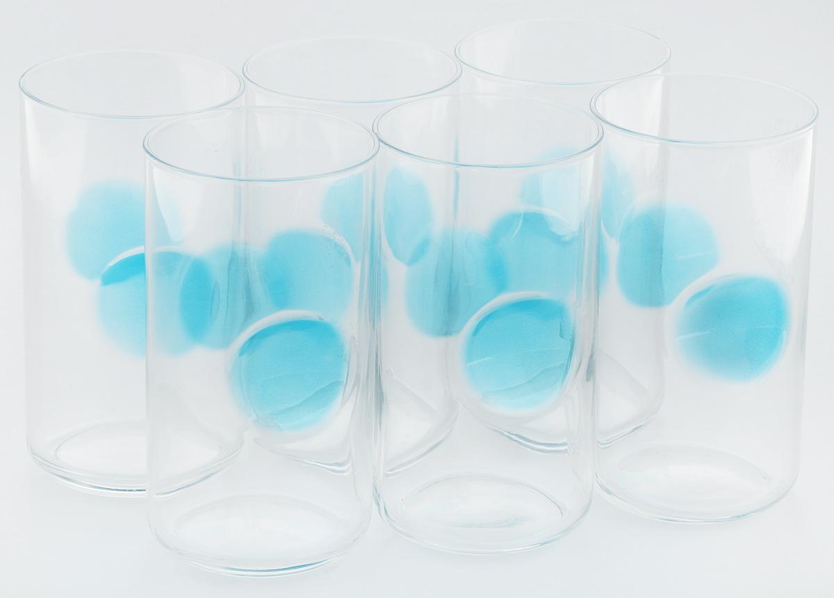 Набор стаканов Bormioli Rocco Джиове, цвет: голубой, 6 шт390710M02321730Набор Bormioli Rocco Джиове, выполненный из стекла, состоит из 6 высоких стаканов и предназначен для подачи холодных напитков. Изделия имеют оригинальную коллекцию современной формы и необычной геометрии. Набор стаканов Bormioli Rocco Джиове станет идеальным украшением праздничного стола и отличным подарком к любому празднику. Объем стакана: 497 мл. Диаметр стакана по верхнему краю: 7,5 см. Высота стакана: 14,5 см.