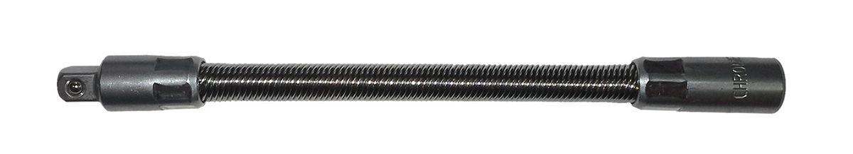 Удлинитель Berger, гибкий, 1/4, 150 мм. BG2010BG2010Удлинитель гибкий 1/450мм BERGER. Материал - хром-ванадиевая сталь (CR-V). Упаковка - пластиковый держатель. Используется при работе в труднодоступных местах благодаря присоединительному квадрату.