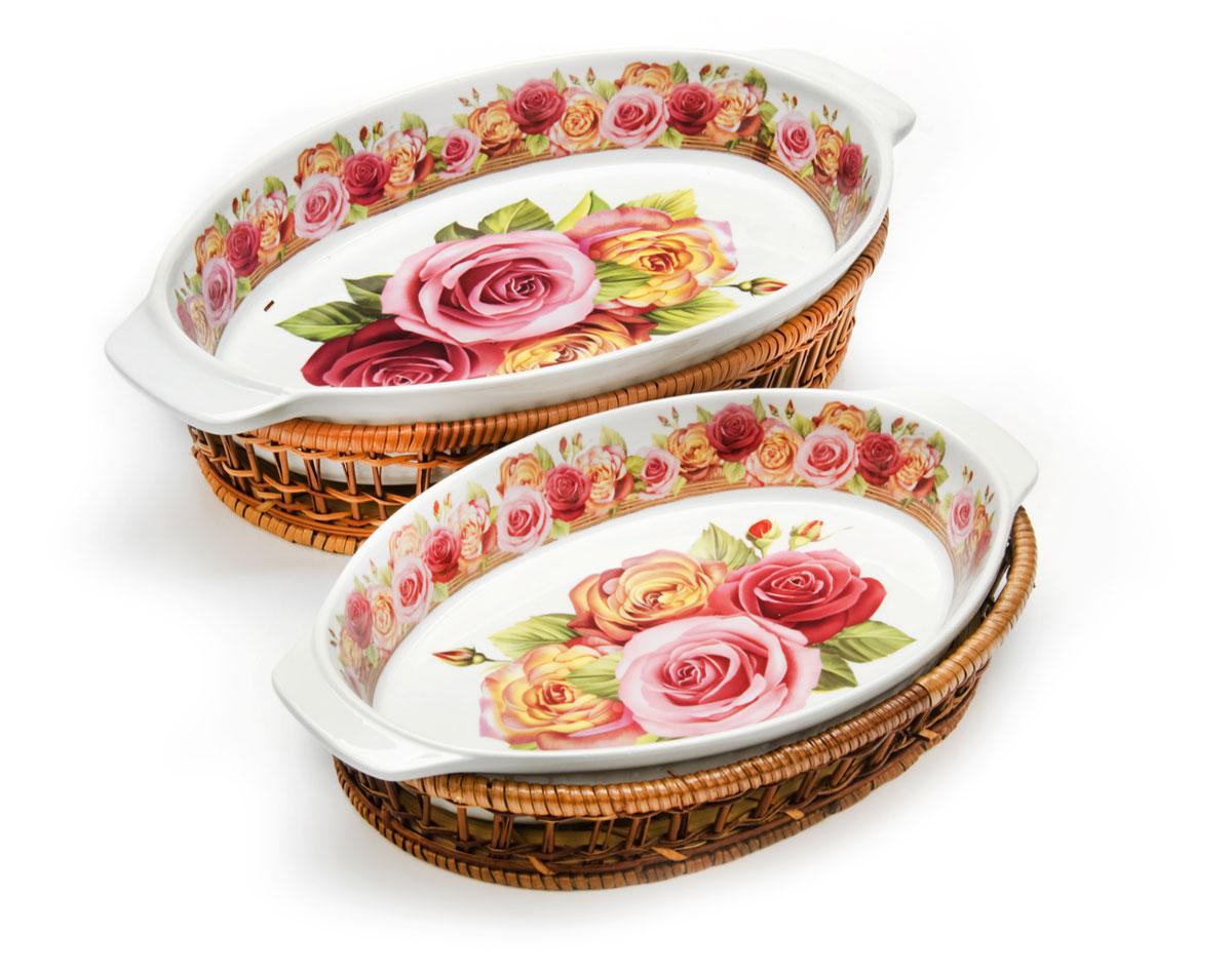Набор форм для выпечки Mayer & Boch, с корзиной, 4 предмета. 2616126161