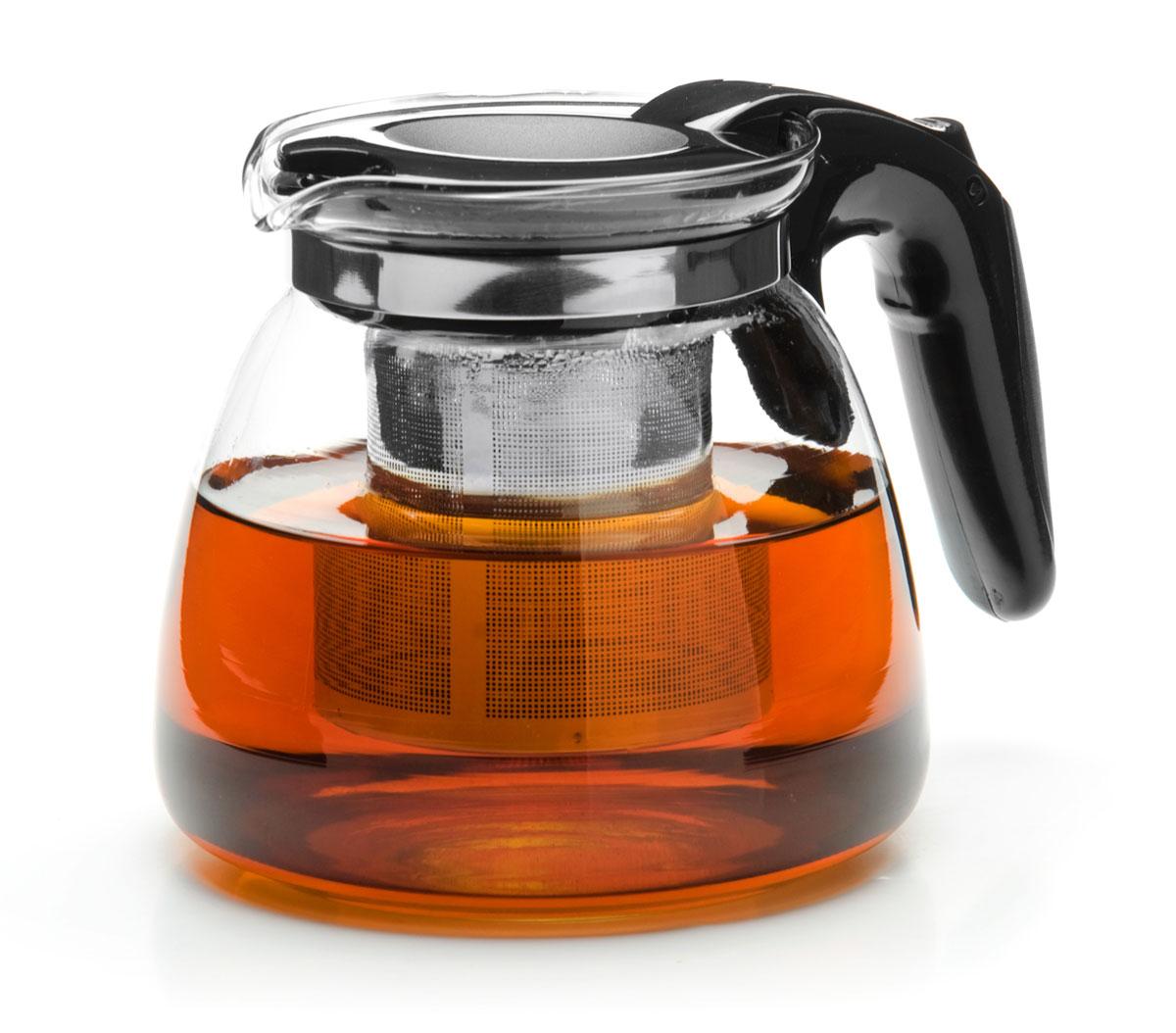 Чайник заварочный Mayer & Boch, с ситом, 900 мл. 2620226202