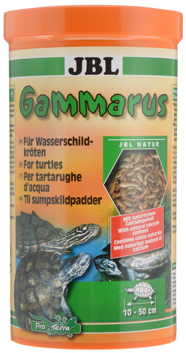 Корм-лакомство JBL Gammarus для водных черепах, 110 г (1 л)JBL7032300Корм-лакомство JBL Gammarus состоит из высушенных по щадящей технологии воздушной сушки и очищенных гаммарусов, которые с особым удовольствием поглощаются всеми водяными черепахами. Состав: моллюски и ракообразные. Аналитический анализ: протеин - 48,6%, жир - 7,6%, клетчатка - 5,9%, чистая зола - 21,8%, кальций - 6%. Товар сертифицирован.