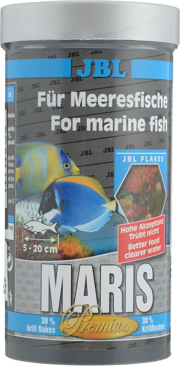 Корм JBL Maris для рыб, обитающих в морской воде, в форме хлопьев, 250 мл (45 г)JBL3102000JBL Maris содержит комбинацию белка в качестве основного строительного материала, жиров и углеводов в качестве носителей энергии, а также минералов и микроэлементов. Высокая доля криля с его ценными каротиноидами и ненасыщенными жирными кислотами, а также растительная составляющая оказывают особенно сильное оздоровительное воздействие на этих рыб. Специальная технология тонкого помола и выбор сырья благоприятно сказываются на пищеварении и препятствуют перегрузке воды. Рекомендации по кормлению: 2-3 раза в день в количестве, которое съедается рыбками за 2-3 минуты. Товар сертифицирован.