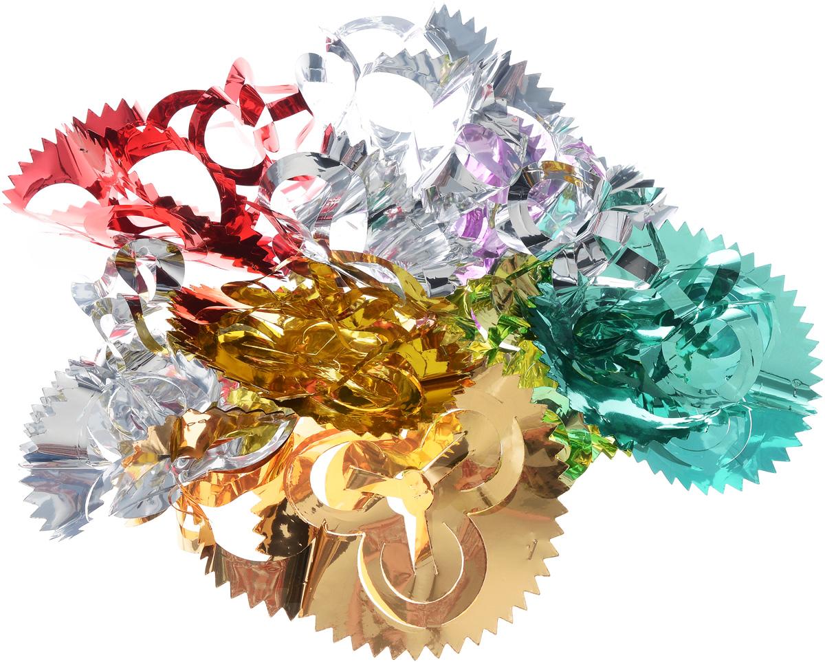 Растяжка декоративная Winter Wings, цвет: золотой, серебряный, 15 см х 2,7 м. N09014N09014_золотой, серебряныйНовогодняя декоративная растяжка Winter Wings прекрасно подойдет для декора дома и праздничной елки. Украшение выполнено из ПВХ. Новогодние украшения несут в себе волшебство и красоту праздника. Они помогут вам украсить дом к предстоящим праздникам и оживить интерьер по вашему вкусу. Создайте в доме атмосферу тепла, веселья и радости, украшая его всей семьей.