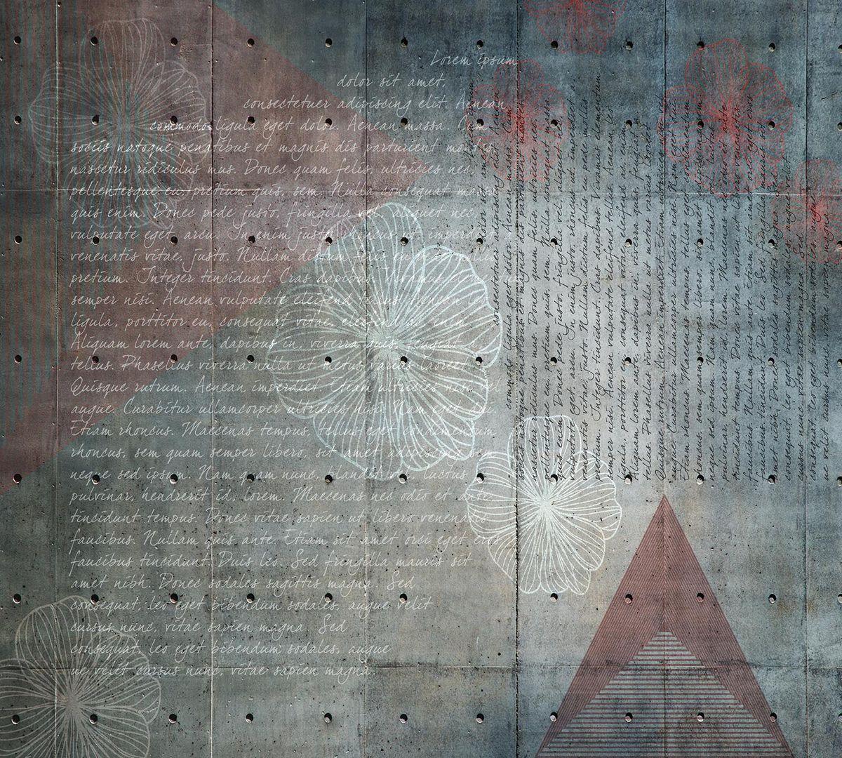 "Фотообои ""Антимаркер"", 300 х 270 см. 6-А-628"