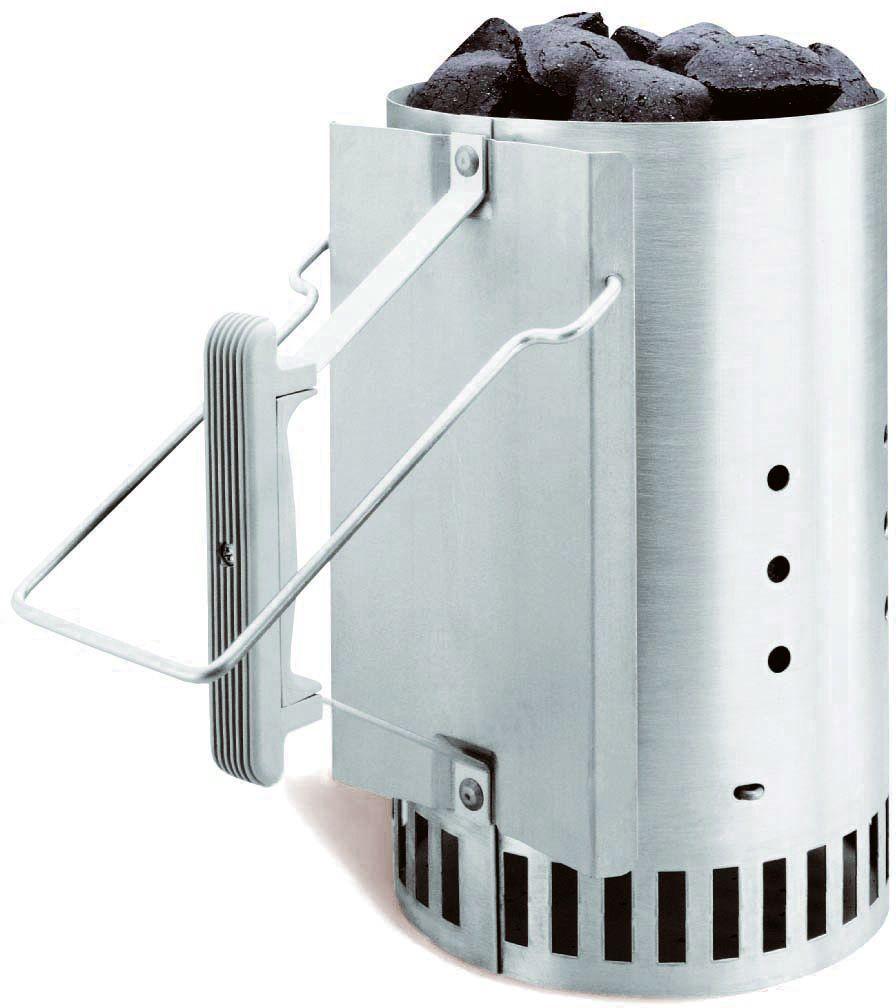 Труба-стартер для разжигания угля Weber7416