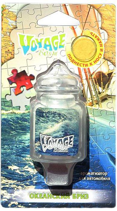 Ароматизатор мембранный Fouette Voyage. Океанский бризV-8