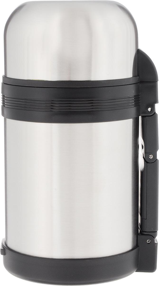 Термос пищевой Arctix, с чашей, 800 мл336-10080Термос Arctix сохранит вашу еду или напитки горячими в течение долгого времени. Изделие выполнено из высококачественной нержавеющей стали с элементами из пластика. Термос оснащен крышкой, которую можно использовать в качестве чаши или миски, также есть дополнительная чаша и ремешок на плечо для удобной переноски. Пробка термоса состоит из двух составных частей: узкая внутренняя пробка пригодится для напитков, а более широкую внешнюю часть можно снять, чтобы удобнее было доставать из термоса еду. Забудьте об этих неудобствах - вместительный и компактный термос Arctix с радостью послужит вам в качестве миниатюрной полевой кухни, поднимет настроение нарядным внешним видом и вкусной домашней едой. Время сохранения температуры (холодной и горячей): 24 часа. Диаметр горлышка (по верхнему краю): 7,5 см. Диаметр клапана: 4 см. Диаметр крышки (по верхнему краю): 10,5 см. Высота крышки: 6 см. Диаметр чаши (по верхнему...
