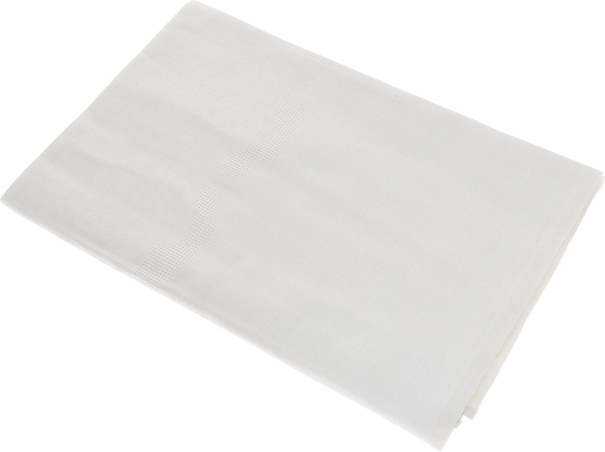 Скатерть Гаврилов-Ямский Лен, квадратная, 150 х 150 см. 1со25281со2528Скатерть Гаврилов-Ямский Лен выполнена из 53% льна и 47% хлопка и декорирована жаккардовым рисунком. Данное изделие является незаменимым аксессуаром для сервировки стола. Лен - поистине уникальный, экологически чистый материал. Изделия из льна обладают уникальными потребительскими свойствами. Хлопок представляет собой натуральное волокно, которое получают из созревших плодов такого растения как хлопчатник. Качество хлопка зависит от длины волокна - чем длиннее волокно, тем ткань лучше и качественней. Такая скатерть очень практична и неприхотлива в уходе. Она создаст тепло и уют в вашем доме.