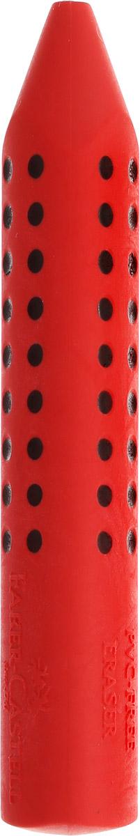 Faber-Castell Ластик Grip 2001 цвет красный187101_красныйЛастик Faber-Castell Grip 2001 станет незаменимым аксессуаром на рабочем столе не только школьника или студента, но и офисного работника. Аккуратный ластик эргономичной формы не оставляет грязных разводов. Кроме того высококачественный ластик не повреждает бумагу даже при многократном стирании.