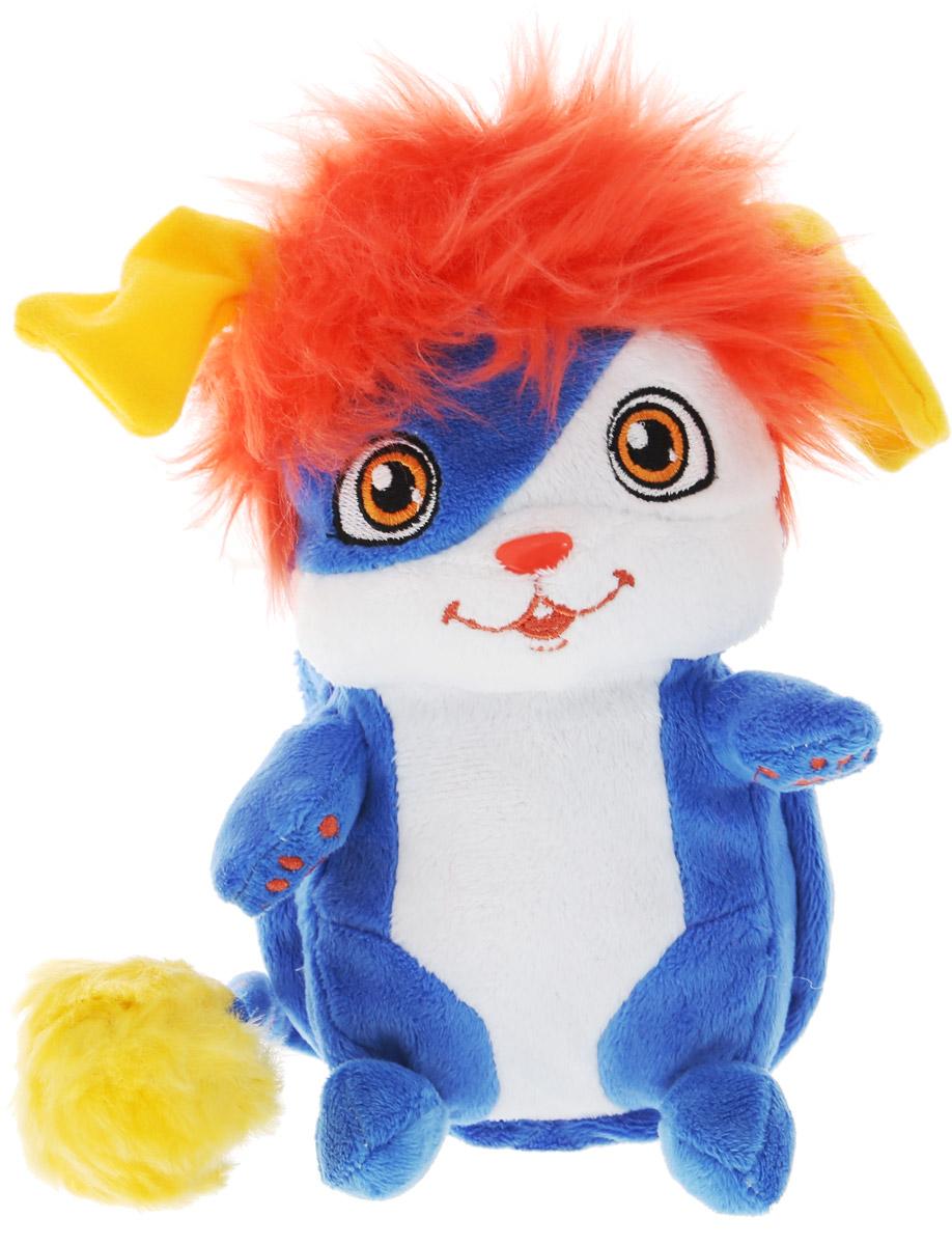 Popples Мягкая игрушка Izzy 20 см56300_красный, голубой, полосыМягкая игрушка Popples Izzy - это замечательный подарок для вашего малыша. Игрушка отличается оригинальным дизайном и качественным исполнением. Она выполнена из безопасных материалов в виде очаровательной зверюшки с длинным хвостиком. Игрушка дополнена сзади специальным карманом, который можно вывернуть. У зверька есть уникальная способность - с помощью этого кармашка он может буквально сворачиваться в клубочек! Очень интересная, яркая и эффектная игрушка. Зверёк станет верным другом для каждого ребенка, подарит множество приятных мгновений и непременно поднимет настроение. Эта милая и забавная игрушка обязательно понравится вашему ребенку.