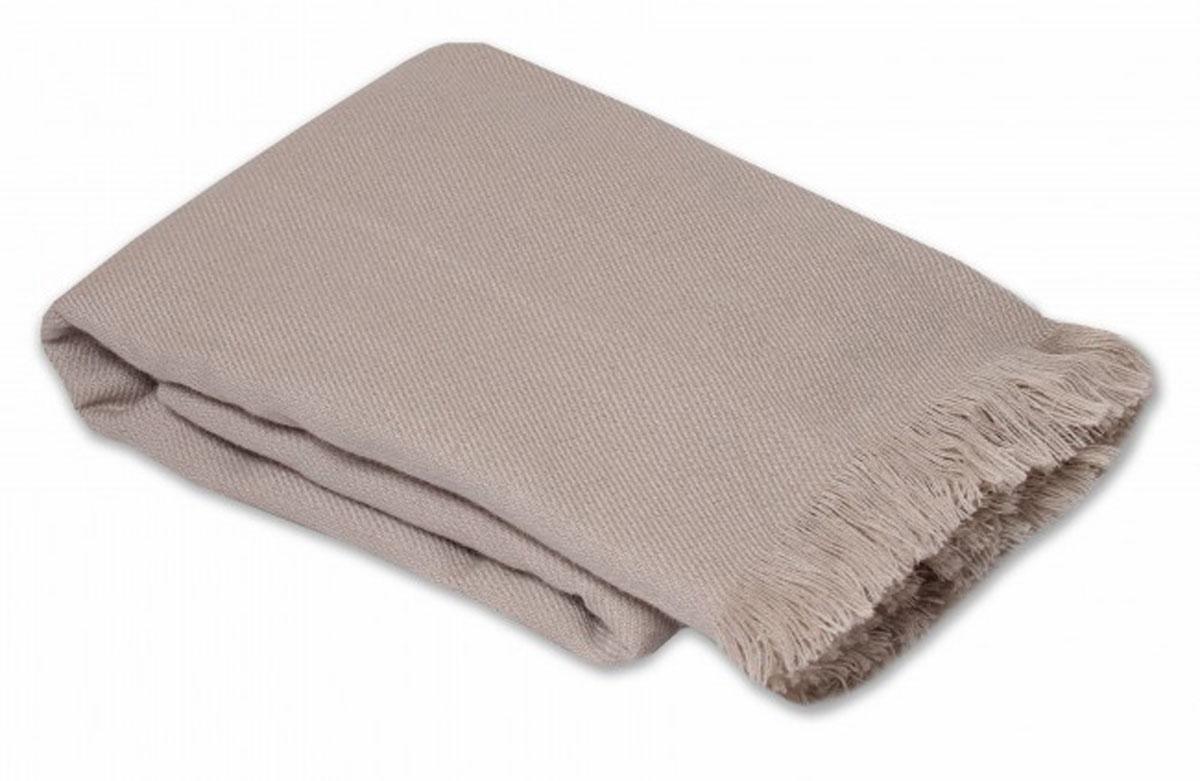 Плед Amore Mio Melange, цвет: бежевый, 130 х 190 см74613Плед Amore Mio Melange - это комфорт и уют на каждый день! Он подарит вам нежность жаркими летними ночами, теплоту и комфорт прохладными зимними вечерами. Плед выполнен из 100% акрила. Изделия из акрила получаются очень теплые, и, в отличие от шерсти, меньше скатываются. Пледы из акрила - мягкие на ощупь, не электризуются, чего зачастую опасаются при выборе искусственных материалов. В то же время они обладают антибактериальными, антимикробными и антиаллергенными свойствами и слабо притягивают пыль - в отличие от натуральных шкурок животных. Они абсолютно безвредны для детей.