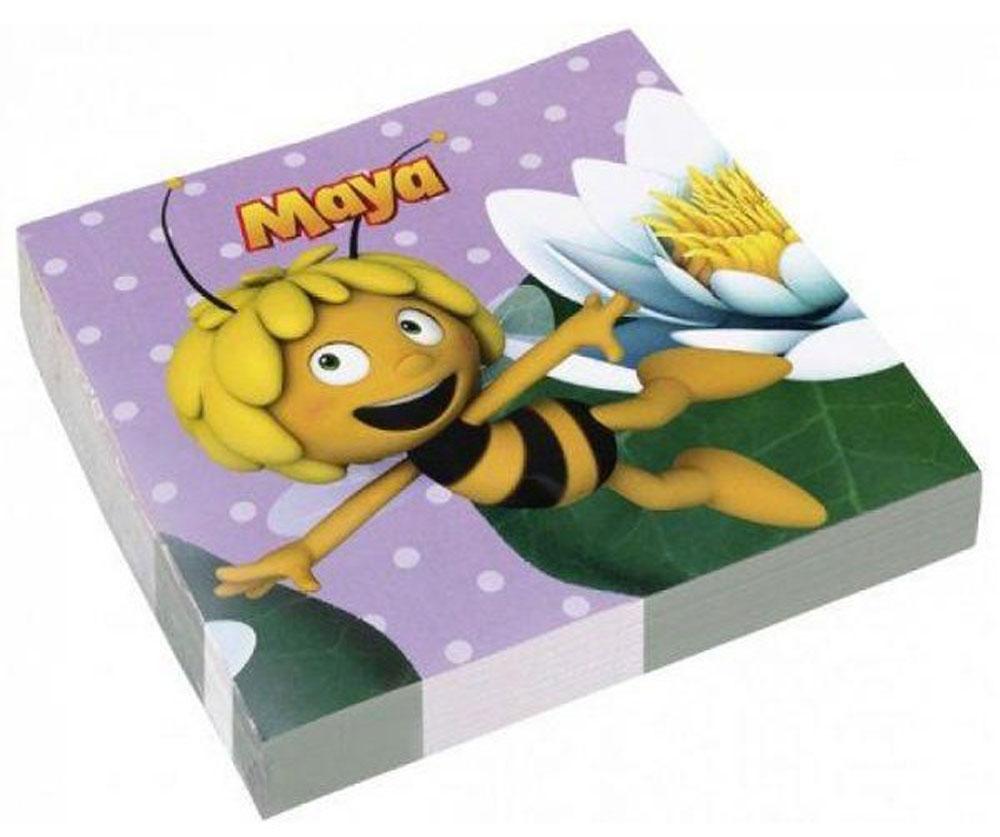 Amscan Салфетка Пчелка Майя 16 шт