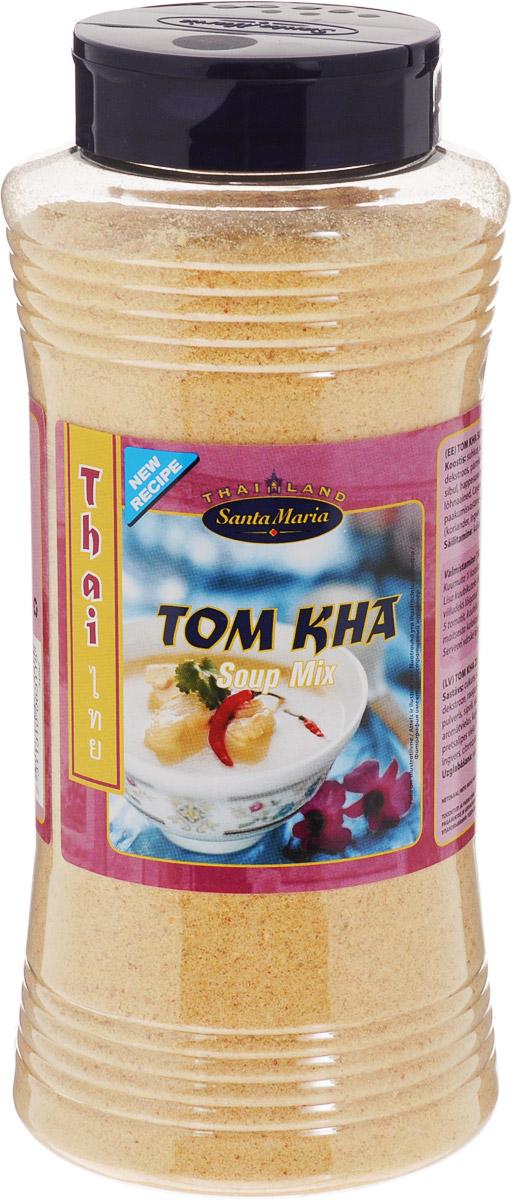 Santa Maria Суповая смесь Том Кха, 860 г17485Приготовить ароматный тайский суп Том Кха в домашних условиях несложно. Если нет необходимых специй для супа, то можно воспользоваться суповой смесью Santa Maria Том Кха, которая применяется для приготовления традиционного тайского супа. Уважаемые клиенты! Обращаем ваше внимание, что полный перечень состава продукта представлен на дополнительном изображении.