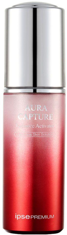 Ipse Активатор сияния, 40 мл928029Активатор сияния кожи Aura Capture ухаживает за вашей кожей благодаря экстракту клеток растений и нейроактивному ингредиенту Neurolight 61G, контролирующему синтез меланина. Никотинамид мгновенно осветляет цветкожи. - Экстракт растений – осветляет пятна и веснушки - Neurolight 61 G контролирует синтез меланина - Экстракт первоцвета (выращен в экологически чистом районе Швейцарии) – улучшает цвет кожи