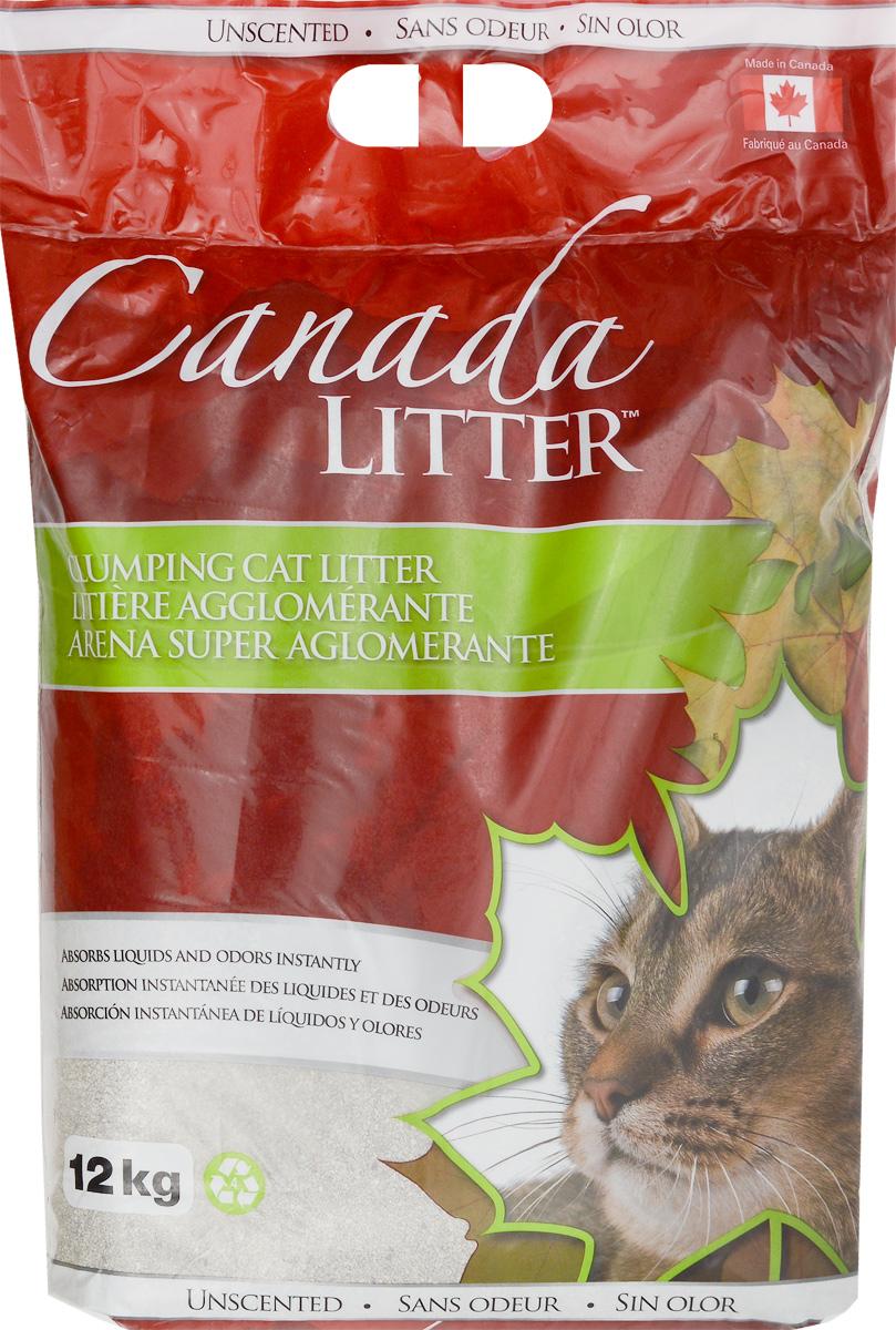 Наполнитель для кошачьих туалетов Canada Litter Запах на замке, комкующийся, без запаха, 12 кг24515Комкующийся наполнитель Canada Litter Запах на замке - канадский наполнитель супер-премиум класса, изготовленный из натриевого бентонита. Преимущества наполнителя Canada Litter Запах на замке: - впитывает 350% влаги (в 3,5 раза больше собственного веса), - специальные гранулы напоминают кошке ее естественную среду, - обладает высокой впитывающей и комкующей способностью, - бентонит - высококачественная глина, которая быстро поглощает запахи, легко комкуется в большие твердые комочки и весьма экономична в расходовании. Товар сертифицирован.
