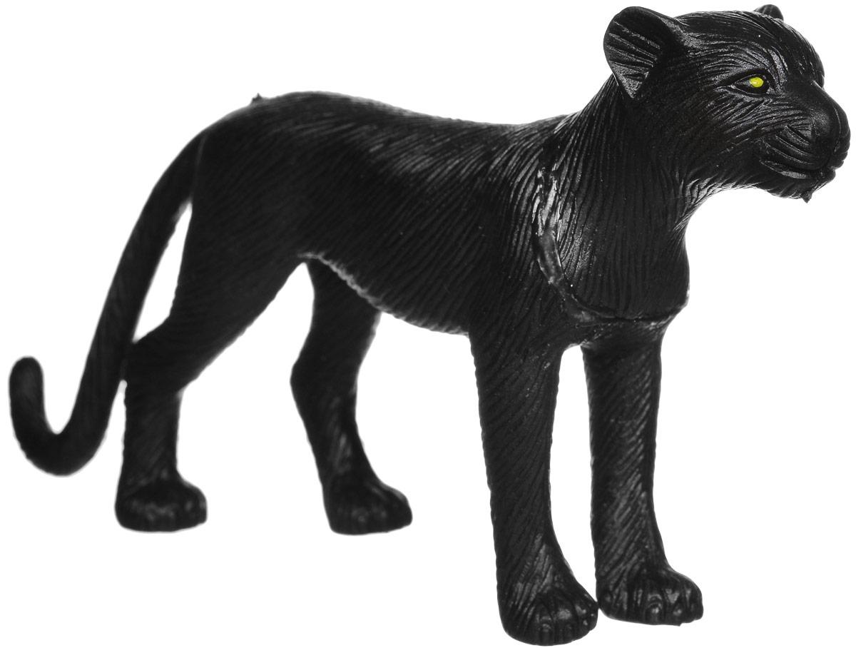 Играем вместе Фигурка ПантераH605Фигурка Играем вместе Пантера станет хорошим подарком для ребенка. Несмотря на то, что животное выполнено очень миниатюрно, это никак не сказалось на его реалистичности, так как при его создании были учтены все внешние особенности и отличительные черты. Такая фигурка обязательно порадует вашего малыша.