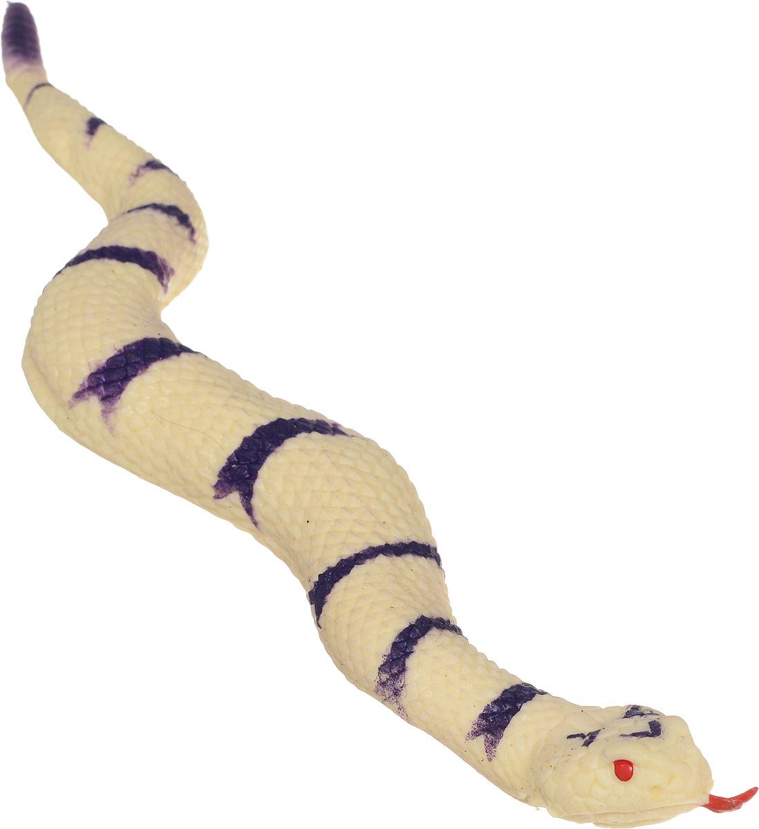 Играем вместе Фигурка ЗмеяW6328-SNAKEФигурка Играем вместе Змея создана специально для любителей опасных животных. Игрушка сделана из безопасного и тянущегося материала, а качественная окраска придает животному натуральный вид. Если маленький проказник захочет испугать кого-нибудь, ему это несомненно удастся, потому что змея выглядит очень натурально. Игрушка прекрасно подходит для игр в воде. Такая игрушка существо привлечет внимание маленьких коллекционеров животного мира.