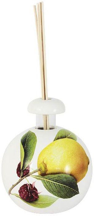 Диффузор Ceramiche Viva Лимоны, 10x10x12 см. CV2-H05-00027-ALCV2-H05-00027-ALДиффузор 10x10x12см Лимоны Керамическая посуда итальянской фабрики Ceramiche Viva известна не только своим превосходным качеством, но и удивительными, неповторимыми дизайнами, отличающими ее от любой другой керамической посуды. Невозможно относиться к изделиям Ceramiche Viva как к обычной посуде. Приобретя любую вещь из ассортимента Ceramiche Viva, вы украсите свой дом, доставите радость родным и близким, и ваш обычный ужин превратится в праздничный. Помимо внешней привлекательности посуда Ceramiche Viva обладает и прекрасными практическими свойствами: посуду Ceramiche Viva можно мыть в посудомоечной машине и использовать в микроволновой печи. Не разрешается применять при мытье посуды абразивные порошки. Поверхность изделий покрыта высококачественной глазурью, не содержащей свинца.