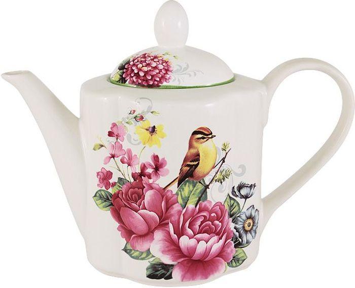 Чайник Imari Цветы и птицы, 1,0 л. IM15018A/1-A2210ALIM15018A/1-A2210ALЧайник 1,0л Цветы и птицы IMARI производит широкий ассортимент посуды из высококачественной керамики, основным ингредиентом которой является твердый доломит, поэтому все керамические изделия IMARI - легкие, белоснежные, прочные и устойчивы к высоким температурам. Высокое качество изделий достигается не только благодаря использованию особого сырья и новейших технологий и оборудования при изготовлении посуды, но также благодаря строгому контролю на всех этапах производственного процесса на фабрике в Китае. Нанесение сверкающей глазури, не содержащей свинца, придает изделиям IMARI превосходный блеск и особую прочность. Высокое качество исходного сырья и глазури позволяют мыть изделия IMARI в посудомоечных машинах.