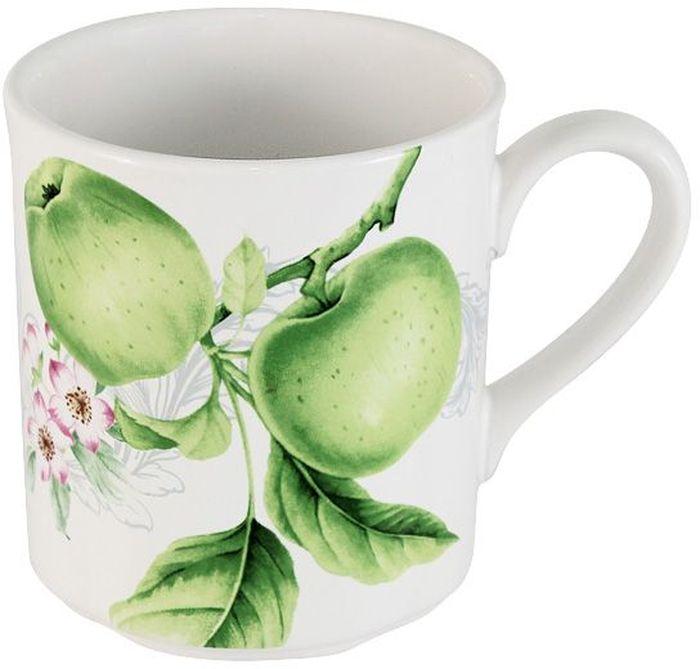 Кружка Imari Зеленые яблоки, 300 млIM15018M-A2211ALКружка Imari Зеленые яблок, изготовленная из высококачественной керамики, оформлена ярким рисунком. Яркий дизайн и красочность оформления придутся по вкусу и ценителям классики, и тем, кто предпочитает утонченность и изысканность. Такая кружка станет незаменимым атрибутом чаепития, а также послужит приятным подарком для друзей и близких.