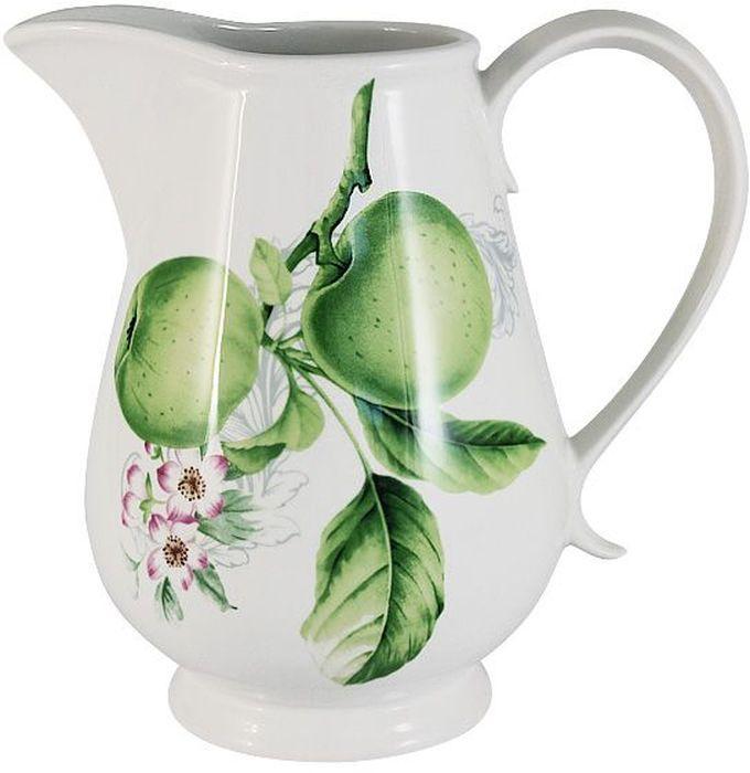 Кувшин Imari Зеленые яблоки, 1,0 л. IM15020-A2211ALIM15020-A2211ALКувшин 1,0л Зеленые яблоки IMARI производит широкий ассортимент посуды из высококачественной керамики, основным ингредиентом которой является твердый доломит, поэтому все керамические изделия IMARI - легкие, белоснежные, прочные и устойчивы к высоким температурам. Высокое качество изделий достигается не только благодаря использованию особого сырья и новейших технологий и оборудования при изготовлении посуды, но также благодаря строгому контролю на всех этапах производственного процесса на фабрике в Китае. Нанесение сверкающей глазури, не содержащей свинца, придает изделиям IMARI превосходный блеск и особую прочность. Высокое качество исходного сырья и глазури позволяют мыть изделия IMARI в посудомоечных машинах.
