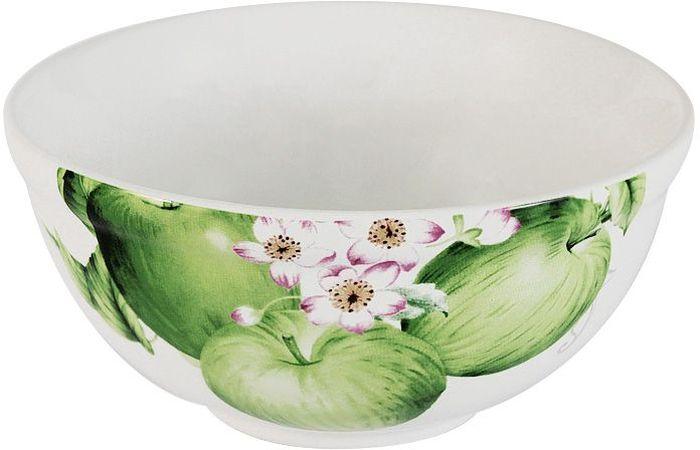 Салатник Imari Зеленые яблоки, 13 см. IM45018-A2211ALIM45018-A2211ALСалатник 13см Зеленые яблоки IMARI производит широкий ассортимент посуды из высококачественной керамики, основным ингредиентом которой является твердый доломит, поэтому все керамические изделия IMARI - легкие, белоснежные, прочные и устойчивы к высоким температурам. Высокое качество изделий достигается не только благодаря использованию особого сырья и новейших технологий и оборудования при изготовлении посуды, но также благодаря строгому контролю на всех этапах производственного процесса на фабрике в Китае. Нанесение сверкающей глазури, не содержащей свинца, придает изделиям IMARI превосходный блеск и особую прочность. Высокое качество исходного сырья и глазури позволяют мыть изделия IMARI в посудомоечных машинах.