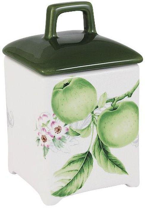 Банка для сыпучих продуктов Imari Зеленые яблоки, 15см. IM55060/2-A2211ALIM55060/2-A2211ALБанка для сыпучих продуктов 15см Зеленые яблоки IMARI производит широкий ассортимент посуды из высококачественной керамики, основным ингредиентом которой является твердый доломит, поэтому все керамические изделия IMARI - легкие, белоснежные, прочные и устойчивы к высоким температурам. Высокое качество изделий достигается не только благодаря использованию особого сырья и новейших технологий и оборудования при изготовлении посуды, но также благодаря строгому контролю на всех этапах производственного процесса на фабрике в Китае. Нанесение сверкающей глазури, не содержащей свинца, придает изделиям IMARI превосходный блеск и особую прочность. Высокое качество исходного сырья и глазури позволяют мыть изделия IMARI в посудомоечных машинах.