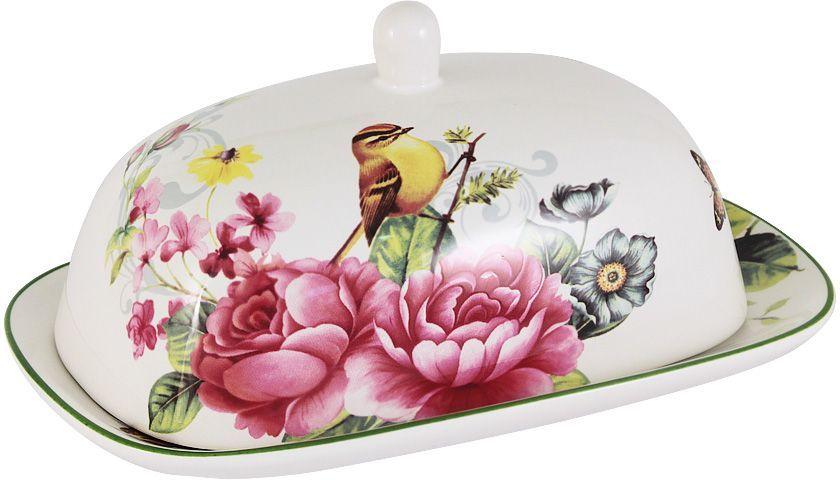 Масленка Imari Цветы и птицы, 18х13 см. IMB0360-A2210ALIMB0360-A2210ALМаслёнка 18х13см Цветы и птицы IMARI производит широкий ассортимент посуды из высококачественной керамики, основным ингредиентом которой является твердый доломит, поэтому все керамические изделия IMARI - легкие, белоснежные, прочные и устойчивы к высоким температурам. Высокое качество изделий достигается не только благодаря использованию особого сырья и новейших технологий и оборудования при изготовлении посуды, но также благодаря строгому контролю на всех этапах производственного процесса на фабрике в Китае. Нанесение сверкающей глазури, не содержащей свинца, придает изделиям IMARI превосходный блеск и особую прочность. Высокое качество исходного сырья и глазури позволяют мыть изделия IMARI в посудомоечных машинах.