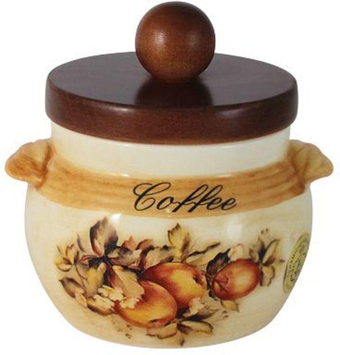 Банка для кофе LCS Зимние яблоки, с крышкой, 0,5 л. LCS670/PLC-M-ALLCS670/PLC-M-ALБанка для сыпучих продуктов с деревянной крышкой 0,5 л (кофе) Зимние яблоки LCS - молодая, динамично развивающаяся итальянская компания из Флоренции, производящая разнообразную керамическую посуду и изделия для украшения интерьера. В своих дизайнах LCS использует как классические, так и современные тенденции. Высокий стандарт изделий обеспечивается за счет соединения высоко технологичного производства и использования ручной работы профессиональных дизайнеров и художников, работающих на фабрике.