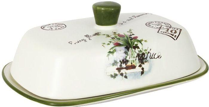 Масленка LF Ceramic Букет, 19 см. LF-190F6298-ALLF-190F6298-ALМасленка 19см Букет Для изготовления посуды LF Ceramic используется экологически чистая керамика, отличительной особенностью которой является прочность. Посуду LF Ceramic можно использовать в микроволновых печах для приготовления блюд, поскольку эта керамика выдерживает высокие температуры. Мыть керамическую посуду рекомендуется теплой водой с небольшим количеством моющих средств. Лучше не использовать абразивные пасты и металлические мочалки. Допускается мытье в посудомоечной машине при соблюдении инструкции изготовителя посудомоечной машины.