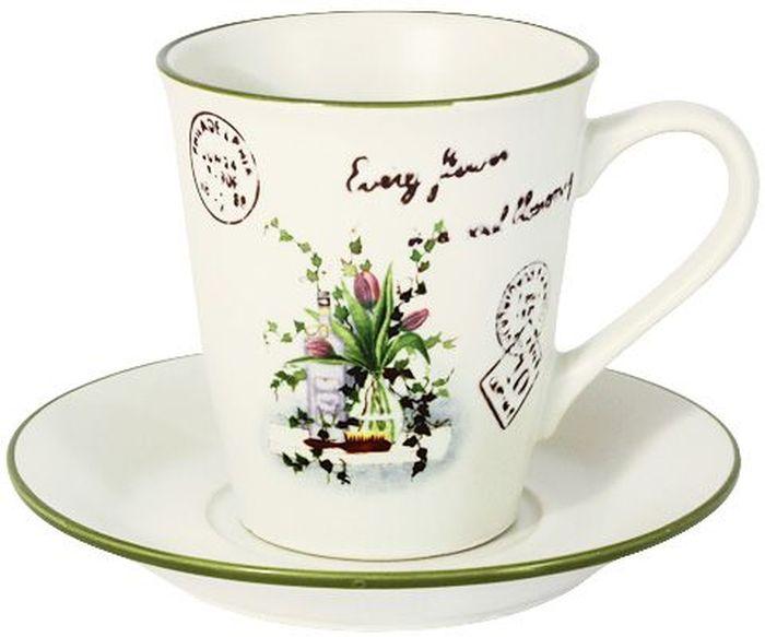Чашка с блюдцем LF Ceramic Букет, 0,2 л. LF-500F6283-1-ALLF-500F6283-1-ALЧашка с блюдцем 0,2л Букет Для изготовления посуды LF Ceramic используется экологически чистая керамика, отличительной особенностью которой является прочность. Посуду LF Ceramic можно использовать в микроволновых печах для приготовления блюд, поскольку эта керамика выдерживает высокие температуры. Мыть керамическую посуду рекомендуется теплой водой с небольшим количеством моющих средств. Лучше не использовать абразивные пасты и металлические мочалки. Допускается мытье в посудомоечной машине при соблюдении инструкции изготовителя посудомоечной машины.