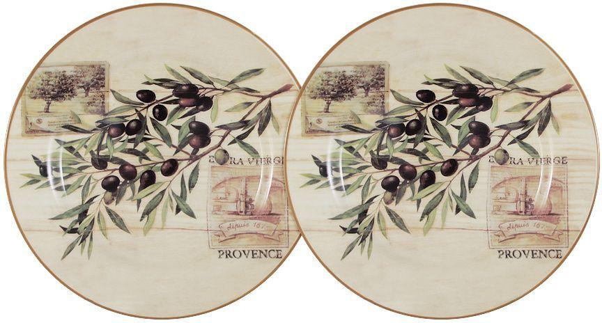 Набор десертных тарелок LF Ceramic Оливки, диаметр 20 см, 2 штLF-55E2258-O-ALНабор LF Ceramic Оливки состоит из двух десертных тарелок, изготовленных из высококачественной керамики. Яркий дизайн изделий, несомненно, придется вам по вкусу. Набор LF Ceramic Оливки украсит ваш кухонный стол, а также станет замечательным подарком к любому празднику. Диаметр тарелки: 20 см.