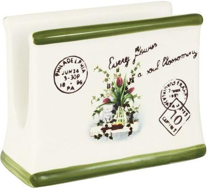 Салфетница LF Ceramic БукетLF-70F6296-ALСалфетница 11см Букет Для изготовления посуды LF Ceramic используется экологически чистая керамика, отличительной особенностью которой является прочность. Посуду LF Ceramic можно использовать в микроволновых печах для приготовления блюд, поскольку эта керамика выдерживает высокие температуры. Мыть керамическую посуду рекомендуется теплой водой с небольшим количеством моющих средств. Лучше не использовать абразивные пасты и металлические мочалки. Допускается мытье в посудомоечной машине при соблюдении инструкции изготовителя посудомоечной машины.