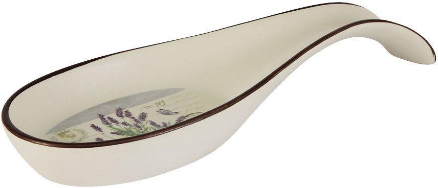 Ложка-подставка LF Ceramic Лаванда, 22 смLF-88F8571-ALДля изготовления посуды LF Ceramic используется экологически чистая керамика, отличительной особенностью которой является прочность. Посуду LF Ceramic можно использовать в микроволновых печах для приготовления блюд, поскольку эта керамика выдерживает высокие температуры. Мыть керамическую посуду рекомендуется теплой водой с небольшим количеством моющих средств. Лучше не использовать абразивные пасты и металлические мочалки. Допускается мытье в посудомоечной машине при соблюдении инструкции изготовителя посудомоечной машины.