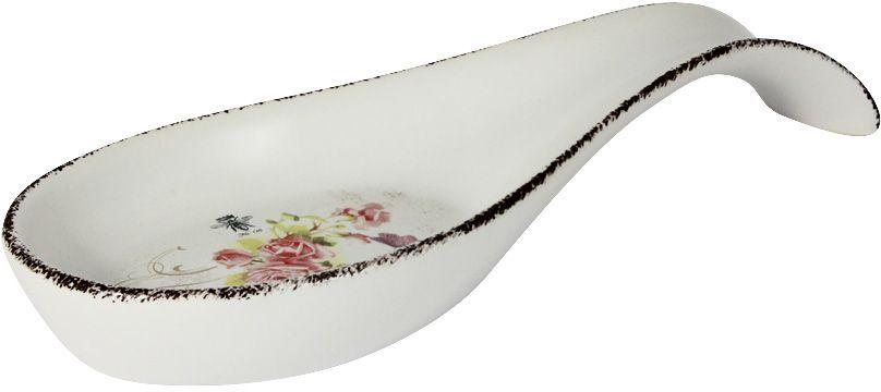 Ложка-подставка LF Ceramic Розы, 22 см. LF-88F8804-ALLF-88F8804-ALЛожка - подставка 22см Розы Для изготовления посуды LF Ceramic используется экологически чистая керамика, отличительной особенностью которой является прочность. Посуду LF Ceramic можно использовать в микроволновых печах для приготовления блюд, поскольку эта керамика выдерживает высокие температуры. Мыть керамическую посуду рекомендуется теплой водой с небольшим количеством моющих средств. Лучше не использовать абразивные пасты и металлические мочалки. Допускается мытье в посудомоечной машине при соблюдении инструкции изготовителя посудомоечной машины.