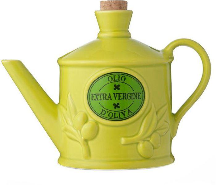 Бутылка для масла Nuova Cer, цвет: желтый, 0,7 л. NC9200-VPS-ALNC9200-VPS-ALБутылка для масла 0.7л (жёлтая) Компания Nuova Сer была основана в 1992 году по инициативе итальянского дизайнера Cav. Primo Cerbella. Фабрика расположена в Умбритиде - маленькой деревне в зеленом центре Италии - Умбрии. Декорам торговой марки Nuova Сer присущи тёплые оттенки и верность истинно итальянскому стилю, для которого характерным является довольно толстая, нарочито простая керамическая посуда с красочной, яркой глазурью, с наивной росписью и орнаментами. Ее с легкостью можно подобрать в тон интерьеру кухни. Такую посуду можно использовать в микроволновой печи и мыть в посудомоечной машине.