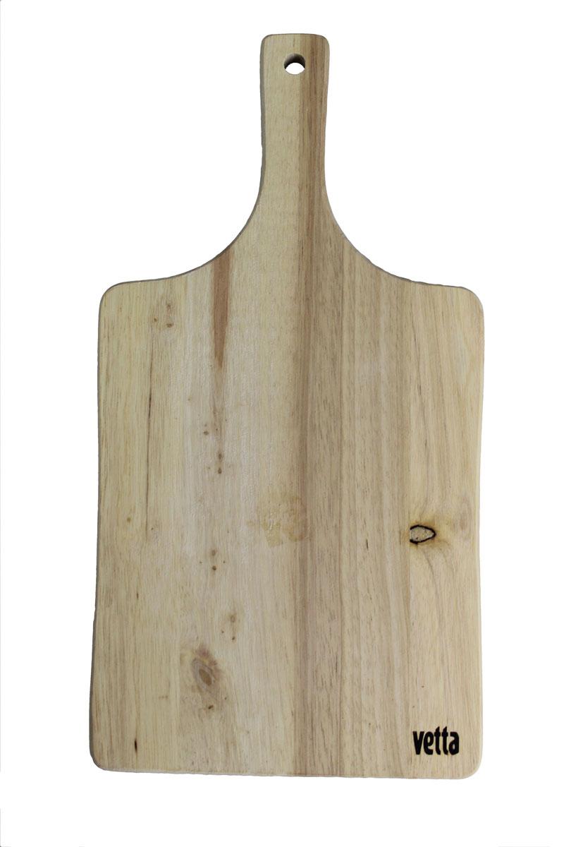 Доска разделочная Vetta, 16,5 см х 32 см851083Разделочная доска Vetta, изготовленная из бамбука, прекрасно подходит для разделки и измельчения всех видов продуктов. Доска имеет отверстие для подвешивания на крючок.