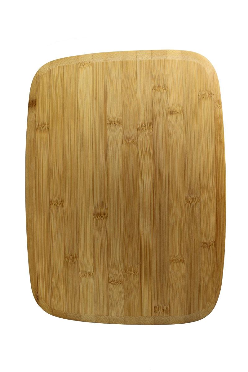 Доска разделочная Vetta, 28 см х 38 см851135Разделочная доска Vetta Гринвуд, изготовленная из бамбука, прекрасно подходит для разделки и измельчения всех видов продуктов.