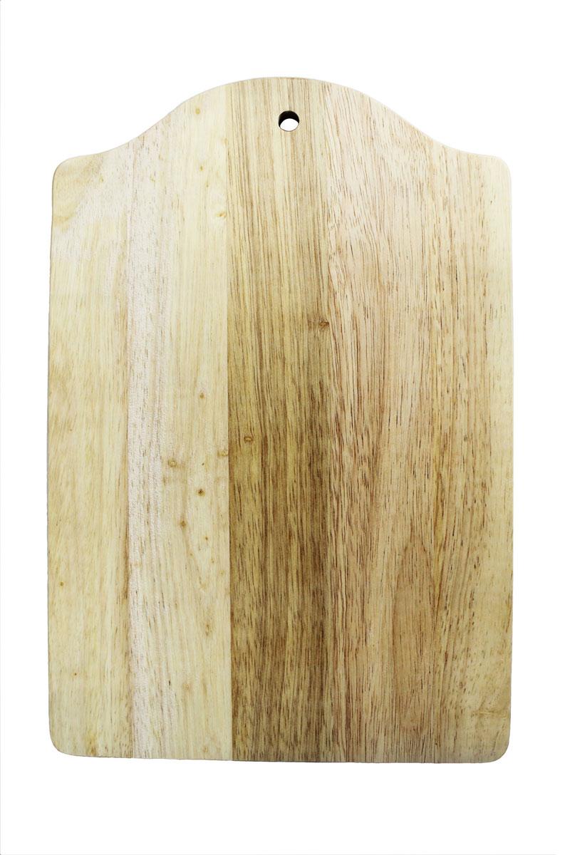 Доска разделочная Vetta, 34 см х 23 см851082Разделочная доска Vetta, изготовленная из гевеи, прекрасно подходит для разделки и измельчения всех видов продуктов.