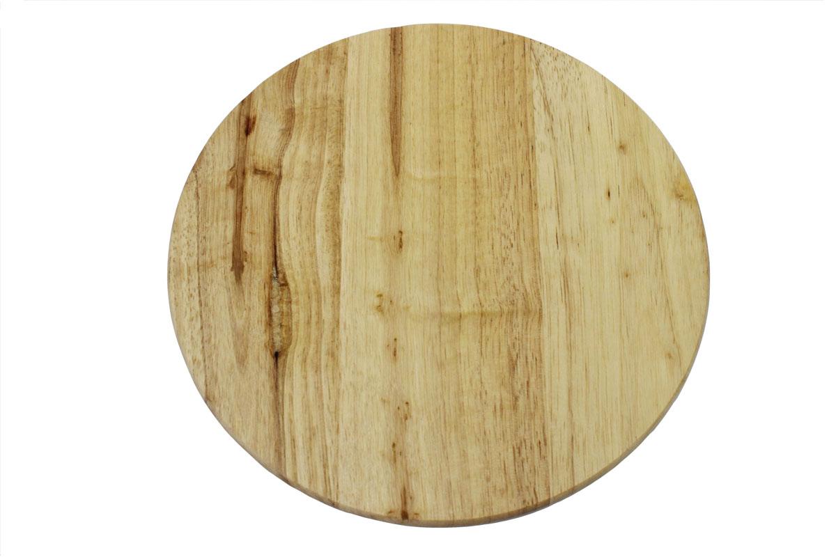 Доска разделочная Vetta, 26 см х 26 см851080Разделочная доска Vetta, изготовленная из гевеи, прекрасно подходит для разделки и измельчения всех видов продуктов.