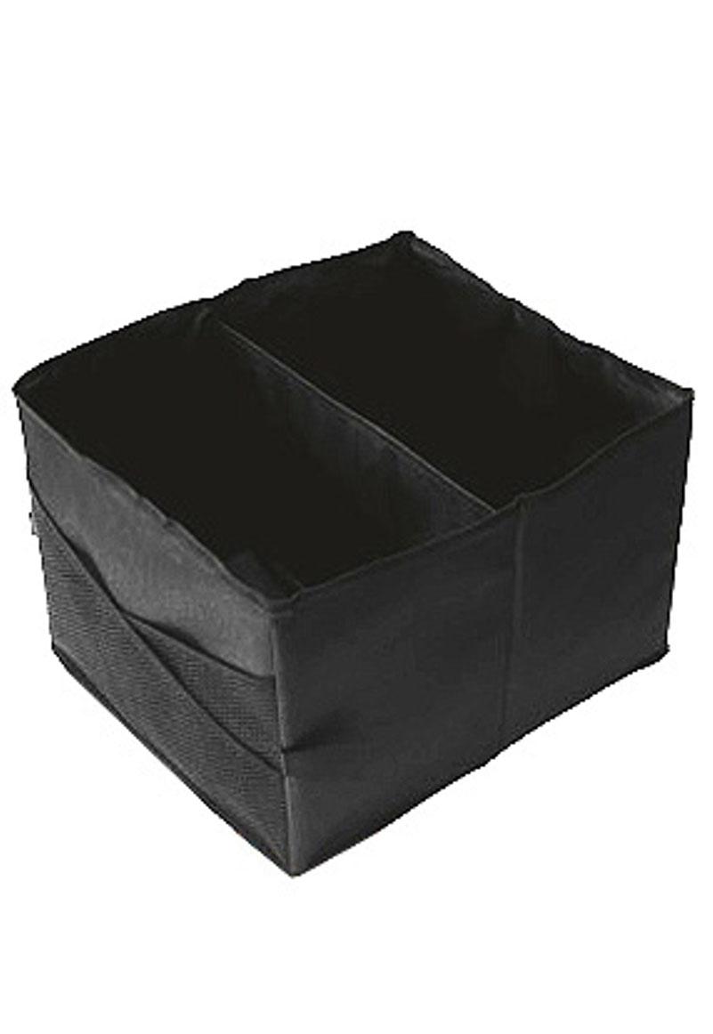 Сумка-органайзер в багажник Антей, открытый, цвет: черный. 002-И002-ИСумка в багажник органайзер открытый - вместительный и в то же время очень компактный. Благодаря широкому днищу, снабженному антискользящим покрытием и высокими бортам, предметы в этом органайзере надежно зафиксированы на своих местах. Органайзер имеет два основных отделения и сетчатые карманы сбоку. Объем 28 литров.