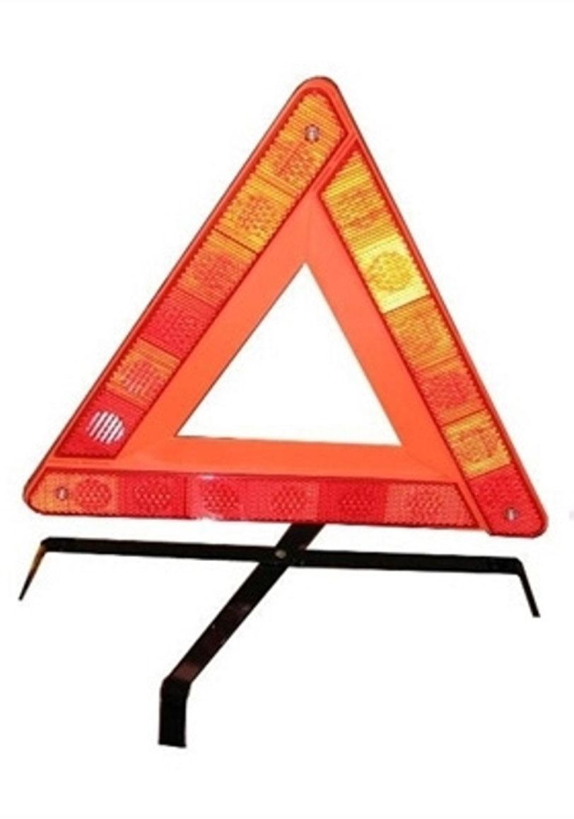 Знак аварийной остановки светоотражющий